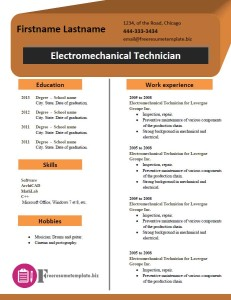 free-resume-template-19