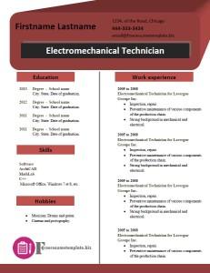 free-resume-template-22